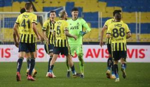 İşte Fenerbahçe'nin kadrosu! Gustavo…