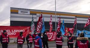İtalya'daki Amazon işçileri grevde