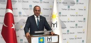 """İYİ Partili Başkan Demir, """"Andımız, yeni kuşakların Türklük bilinciyle yetişmesi için önemlidir."""""""