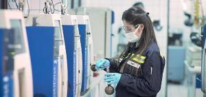 Kadın Çalışanları Tüpraş'a Güç, Türkiye'ye Enerji Katıyor
