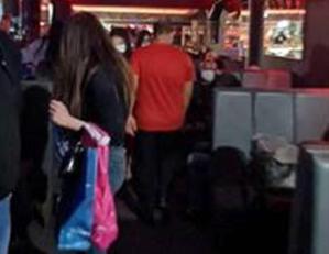 Kadına Şiddet İhbarı Alan Polis, Gece Kulübündeki 28 Kişiye 176 Bin Lira Ceza Kesti