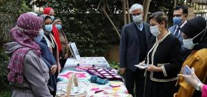 Kahire'de Kadınlar Günü Etkinliği