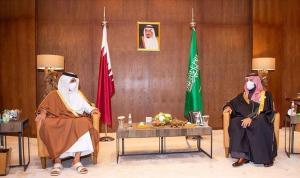 Katar Emiri Temim, Suudi Arabistan'ın güvenlik ve istikrarını desteklediklerini açıkladı
