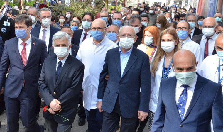 Kılıçdaroğlu, Kentsel Dönüşüm Çalıştayı'na katıldı