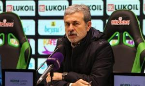 Konyasporlu yöneticiden tepki çeken  Aykut Kocaman paylaşımı