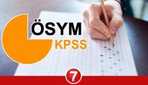KPSS lisans sınavı ne zaman 2021? ÖSYM KPSS ortaöğretim ve önlisans sınavı bu yıl var mı?