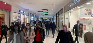 Mavi ilin buluşma noktası Van AVM'de ziyaretçi sayısı 400 bine ulaştı