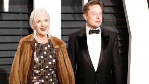 Maye Musk: 67 yaşında üstün model oldum artık vakti gelmişti