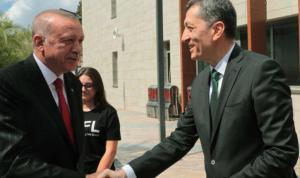 MEB: Bakan Selçuk, Erdoğan'ı takipten çıkarmadı