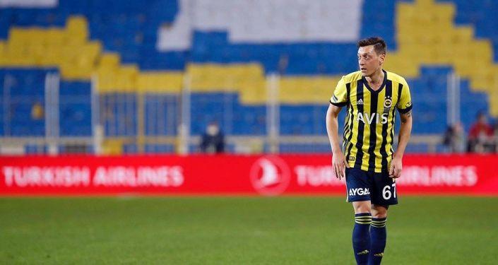 Mesut Özil: Rehabilitasyon süreci çok iyi geçiyor
