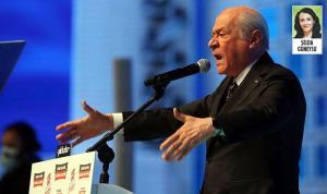 MHP'de yeniden genel başkan seçilen Bahçeli, ilk kez sistemle ilgili ifadesini değiştirdi