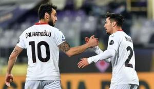 Milan, Hakan Çalhanoğlu ile güldü