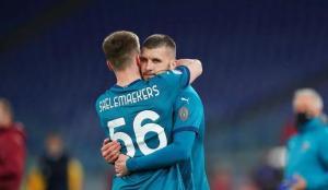 Milan, Roma'yı deplasmanda 2-1 yendi