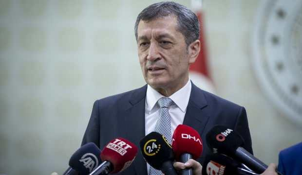 Milli Eğitim Bakanı Ziya Selçuk açıkladı: Hedefimiz her yerde mavi
