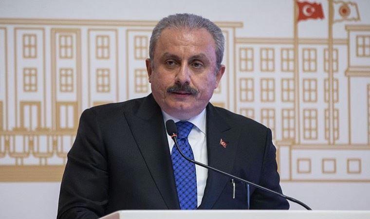 """Mustafa Şentop: """"Anayasamızda parti kapatma var"""""""