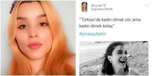 Öldürülen Gizem Canbulut'un 'Türkiye'de Kadın Olmak Zor Ama Kadın Ölmek Kolay' Paylaşımı