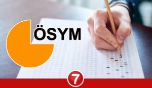 ÖSYM sınav ve başvuru takvimi! 2021 KPSS, DGS, YDS, ALES, YÖKDİL sınavları ne zaman?