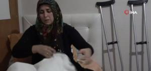 Otomobil Çarpması Sonucu Ölümden Dönen Kadına 13 Bin TL'lik Hasar Faturası Gönderildi