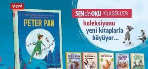 """Peter Pan'a """"SEN de OKU"""" dokunuşu…"""
