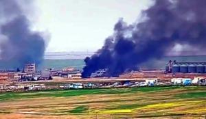 PKK/YPG'li teröristlerin Ayn İsa'da yeni oyunu!