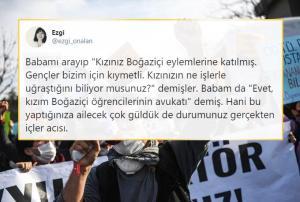 Polis, Öğrenci Zannettiği Avukatın Ailesini Aradı: 'Kızınız Boğaziçi Eylemlerine Katılıyor'