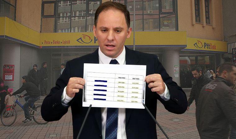 PTT'de akıl almaz oyun: 4 yetkiliye 36 kat tazminat ödenmiş