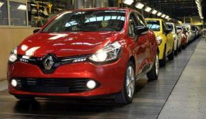 Renault'ta çip krizi üretimi durdurdu