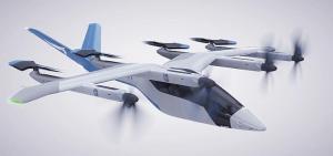 Rolls-Royce, Vertical Aerospace'in tüm elektrikli uçaklarına güç vermeye hazırlanıyor