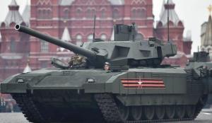 Rus tankı Armata'nın teslimatı için tarih verildi