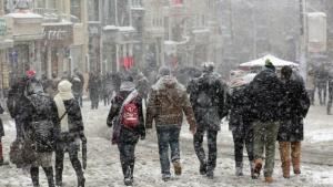 Sağanak Yağmur ve Kar Geliyor! Tüm Yurtta Etkili Olacak