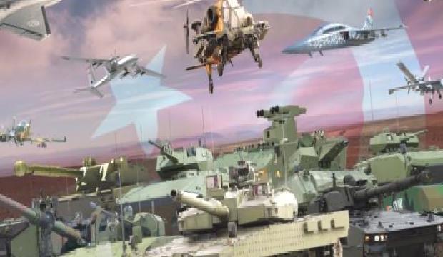 Savunma sanayide ithalat yüzde 60 azaldı