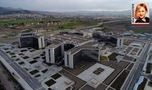 Şehir hastanelerine 8.7 milyar TL kira ve hizmet bedeli ödendi