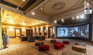 Sinemaları teker teker kapanan Beyoğlu'nda bir sinema müzesi açıldı