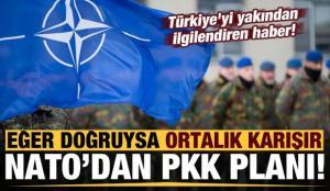 Son dakika: Türkiye'yi yakından ilgilendiren haber! NATO'dan tepki çekecek 'PKK' planı…
