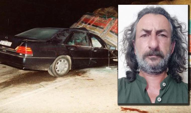 Susurluk davası avukatlarından İsmail Kavşut ölü bulundu