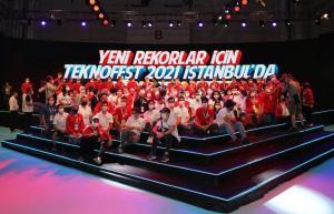 Teknofest rekor kırdı: Yarışlara 39 bini aşkın ekip müracaat yaptı