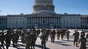 Ulusal muhafızlardan ABD'yi karıştıracak açıklama! 'Yemekler yenilemeyecek durumda'