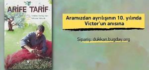 Victor Ananias'ın Arife Tarif kitabı çıktı!