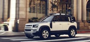 Yeni Land Rover Defender'a Bir Ödül De Kadınlardan Geldi