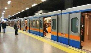 Yenikapı-Bayrampaşa arasında durdurulan metro seferleri yeniden başladı