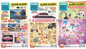 A101 22 Nisan Aktüel Kataloğu! Züccaciye, mobilya, elektronik ve çocuk ürünleri…