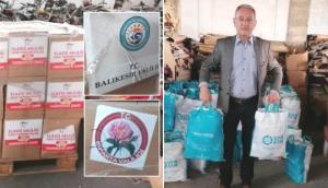 AKP'li Belediye, Deprem Yardımlarını 6 Ay Saklayıp Ramazan Kolisi Yapmış!