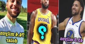 Bu Rakamları Duyunca Uzaklara Dalacaksınız! NBA'in En Yüksek Ücretleri Alan Basketbol Oyuncuları