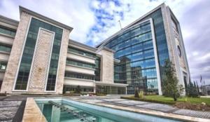 Bursa Büyükşehir'e 'Yeşil Bina' sertifikası