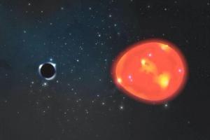 Dünya'ya En Yakın Kara Delik Keşfedildi: Sadece 1500 Işık Yılı Uzakta