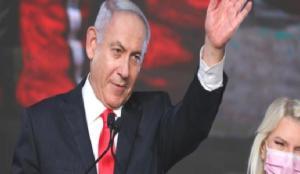 Netanyahu'dan rakiplerine 'Sağcı hükümet' çağrısı