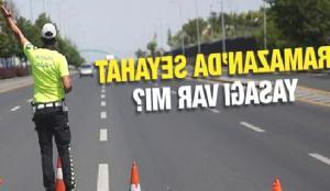 Ramazan'da şehirlerarası seyahat yasağı var mı? İzin belgesi olmadan otobüs, uçak ve özel araçla…