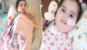 SMA'lı Ela bebek 1 kilo daha alırsa tedavi olma şansını yitirecek