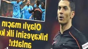 Son dakika haberi: Deniz Ateş Bitnel, olaylı Galatasaray-Trabzonspor maçının hikayesini anlattı: O gün VAR olsaydı…