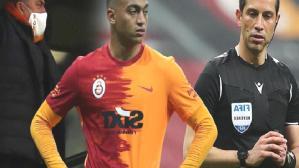 Son dakika haberleri: Galatasaray – Fatih Karagümrük maçı sonrası şok sözler: İnanın çok yazık! Ali Palabıyık kırmızı kart pozisyonunda…